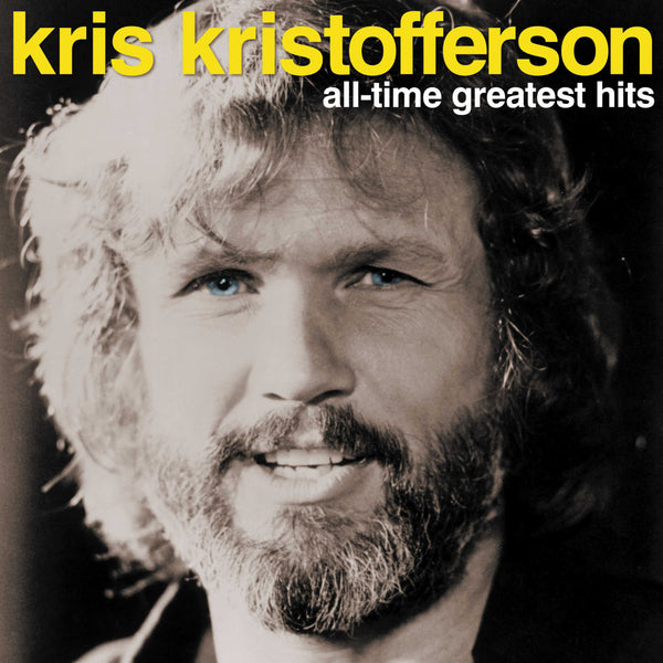 Kris Kristofferson: All-Time Greatest Hits