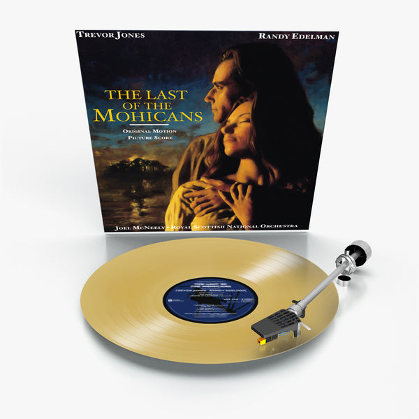Last of the Mohicans (Tan Vinyl)