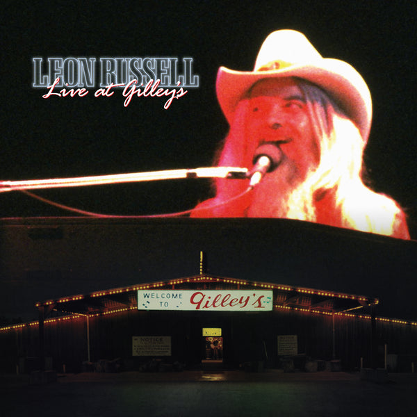 Leon Russell: Live at Gilley's