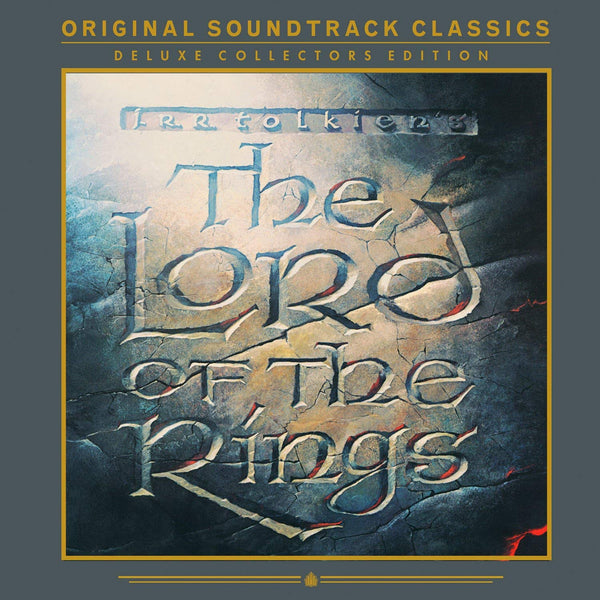 J.R.R. Tolkien's The Lord Of The Rings: Deluxe Vinyl Box Set (Vinyl)