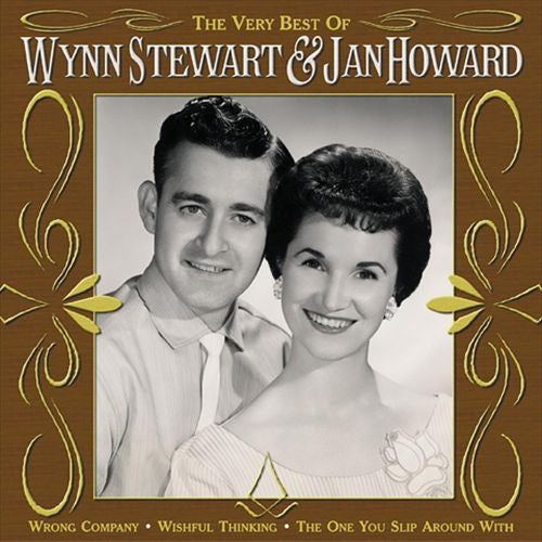 Wynn Stewart & Jan Howard: The Very Best Of Wynn Stewart & Jan Howard
