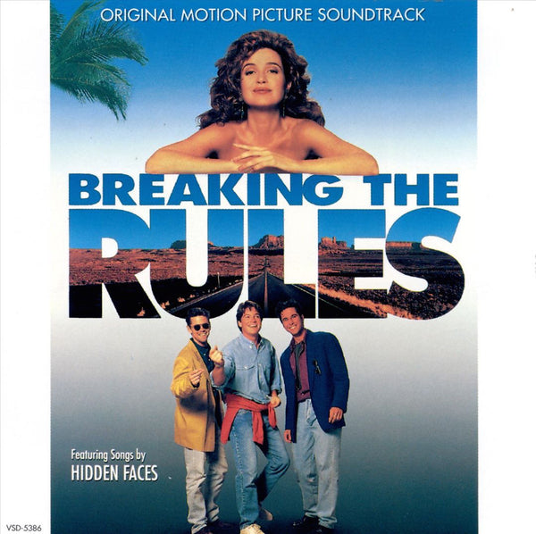 Breaking The Rules (CD)
