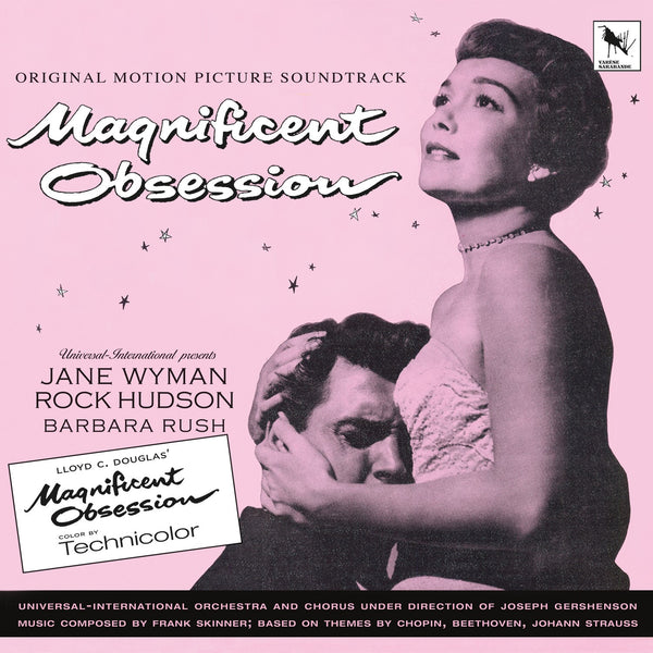 LP to CD Subscription Series: Magnificent Obsession