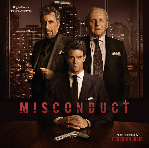 Misconduct (Digital Only)
