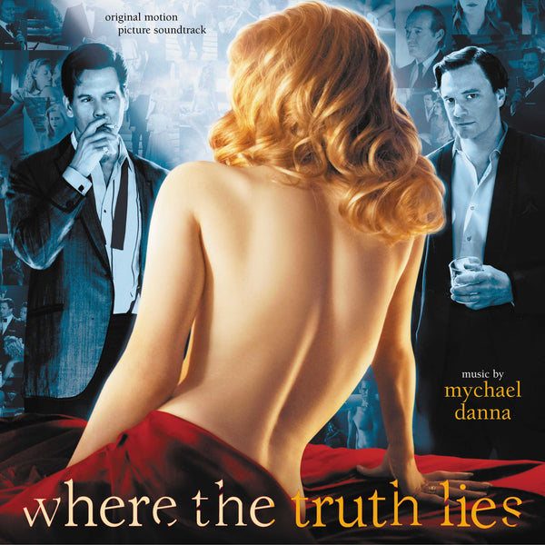 Where The Truth Lies (CD)