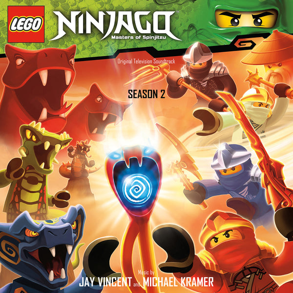 Ninjago Masters Of Spinjitzu: Season Two (Digital Only)