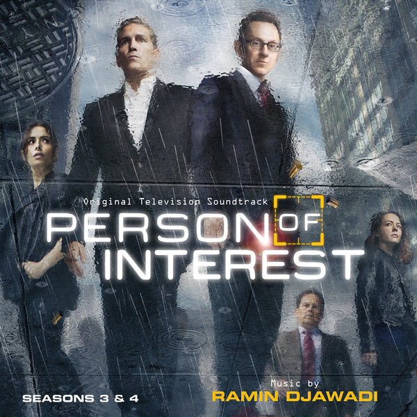 Person of Interest - Seasons 3 & 4