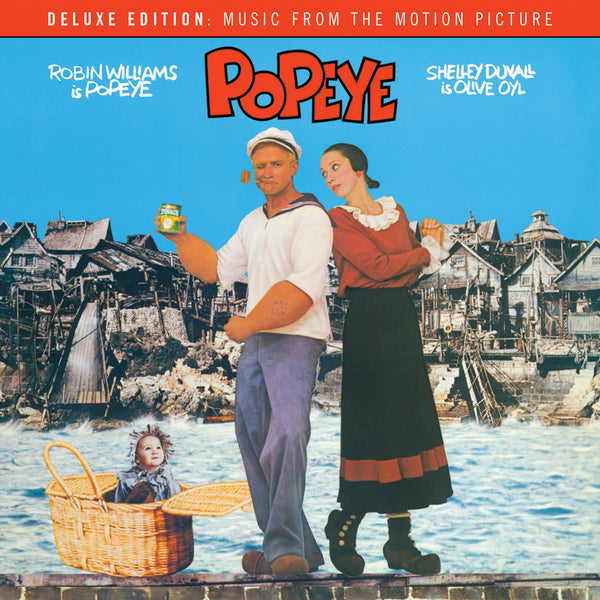 Popeye: Deluxe Edition