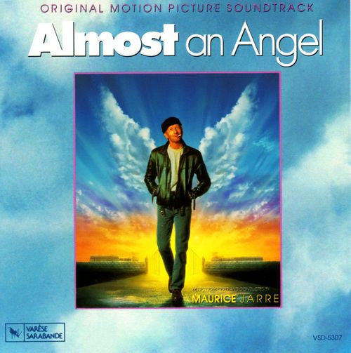 Almost An Angel (CD)