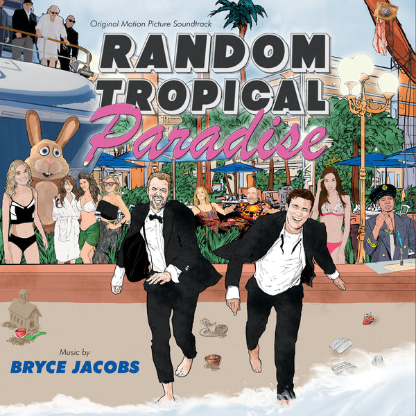 Random Tropical Paradise (Digital Only)