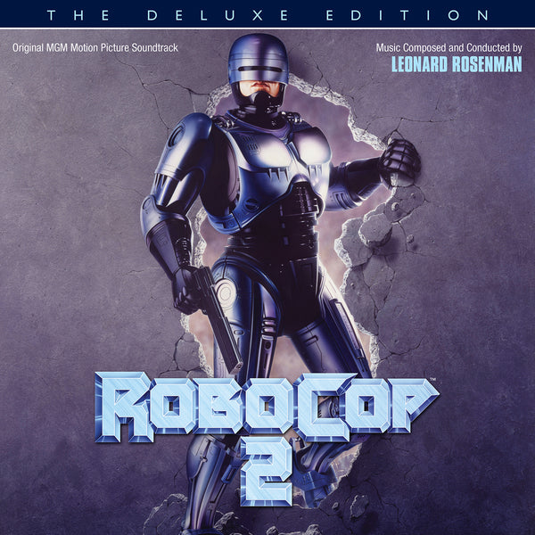 Robocop 2: The Deluxe Edition