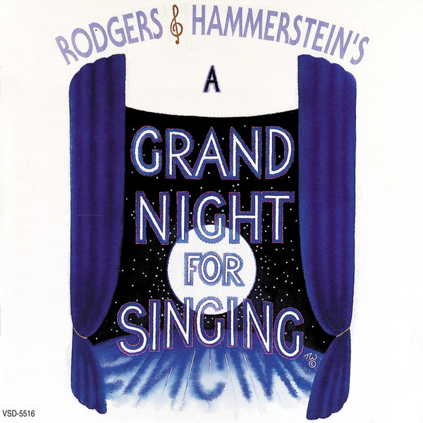Grand Night For Singing, A (Digital)