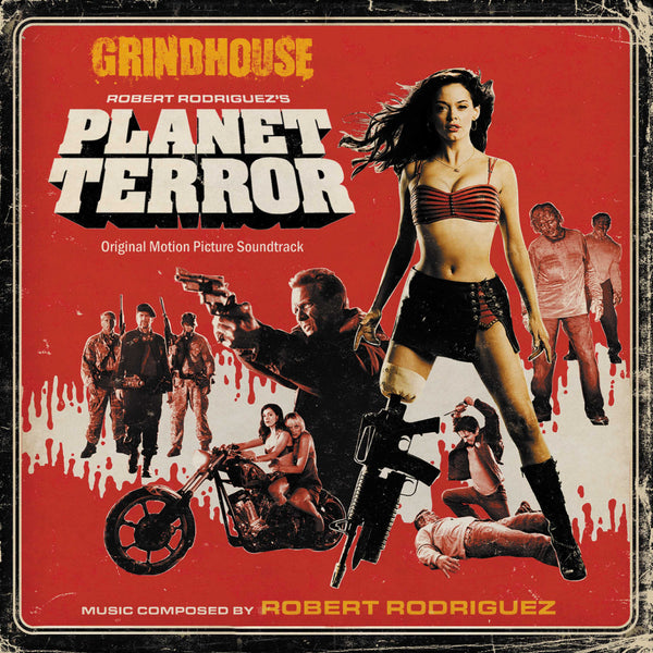 Grindhouse: Planet Terror (Digital)