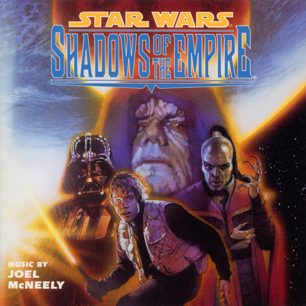 Star Wars: Shadows of the Empire (CD)