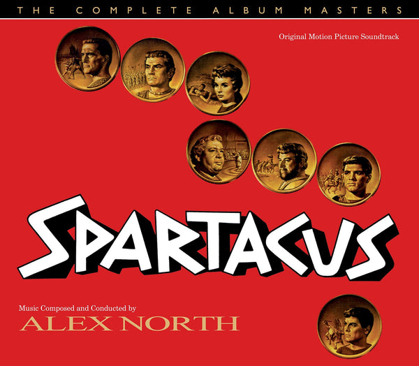 SPARTACUS: The Complete Album Masters
