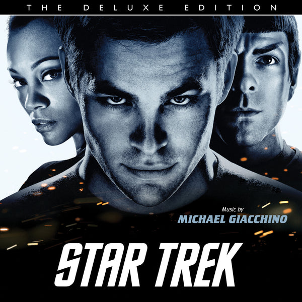 Star Trek: The Deluxe Edition (CD)