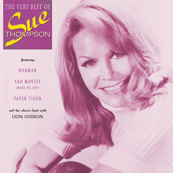 Sue Thompson: Very Best Of