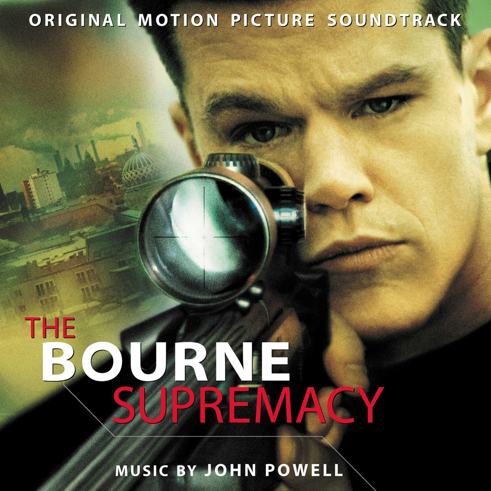 Image result for bourne supremacy