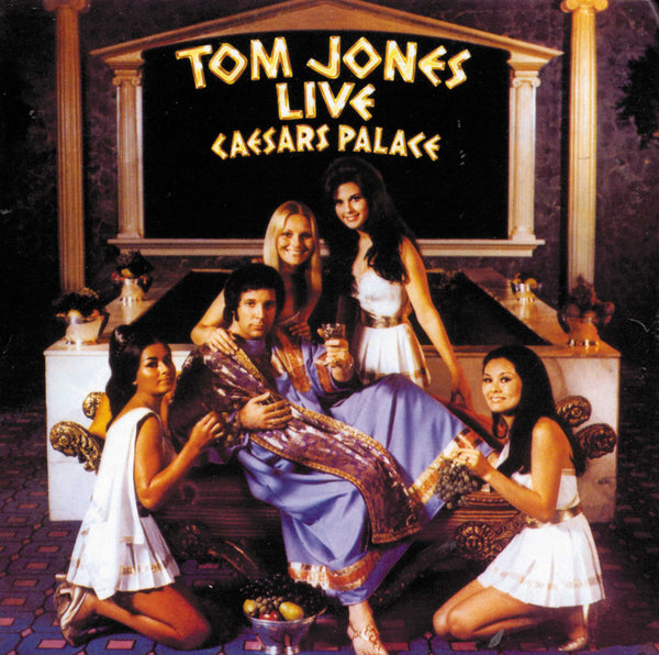 Tom Jones: Live At Caesar's Palace