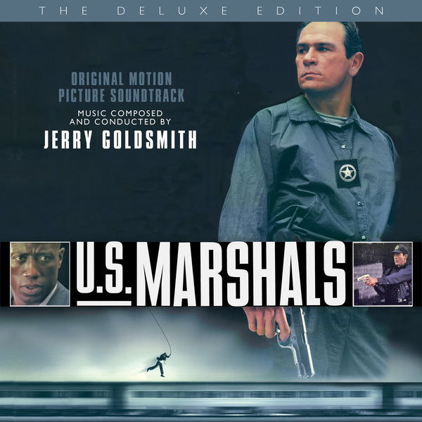 U.S. Marshals : The Deluxe Edition (CD)