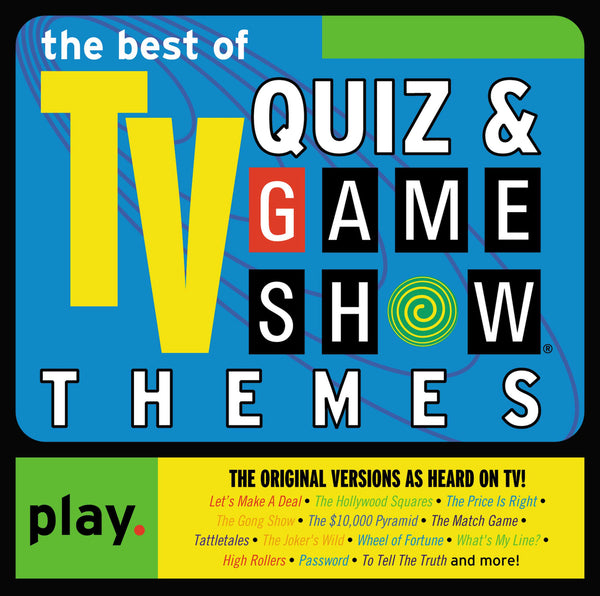 Best Of TV Quiz And Game Show Themes