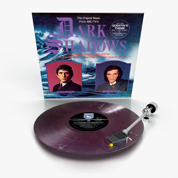 Dark Shadows (Purple Vinyl)
