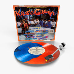 Krush Groove (Orange & Blue Haze Vinyl)