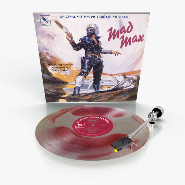 Mad Max (Red & Gray Haze Vinyl)