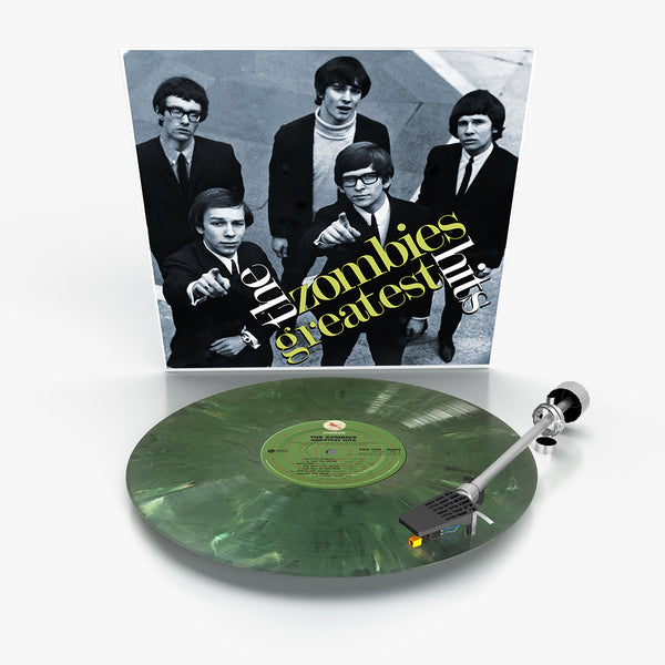 Zombies, The - Greatest Hits (Green Vinyl)