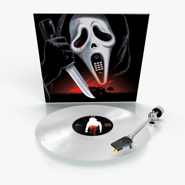 Scream / Scream 2 (Bone White Vinyl)