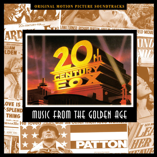 20th Century Fox: Music From The Golden Age  (Digital)
