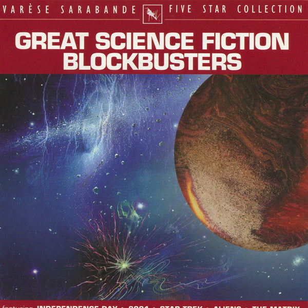 Great Science Fiction Blockbusters (Digital)