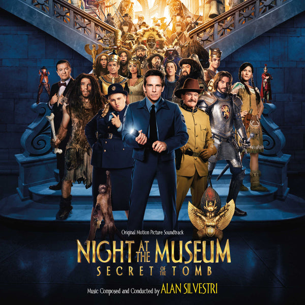 Night At The Museum: Secret Of The Tomb (CD)