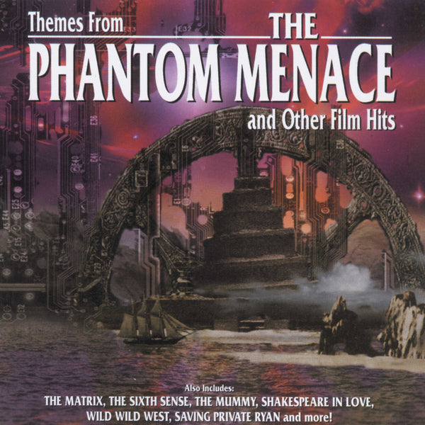 Themes From The Phantom Menace And Other Film Hits (Digital)