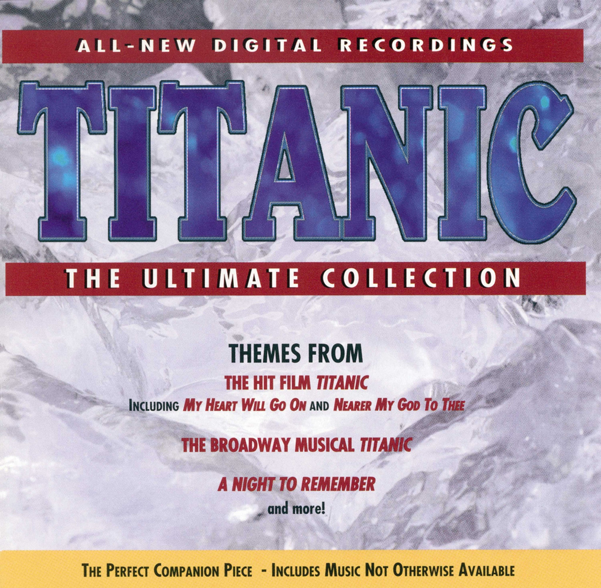 305f1797 Titanic: The Ultimate Collection (Digital) | Varèse Sarabande