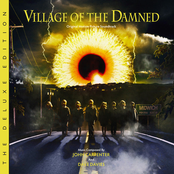 Village of the Damned: The Deluxe Edition (CD)