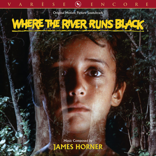 Where The River Runs Black