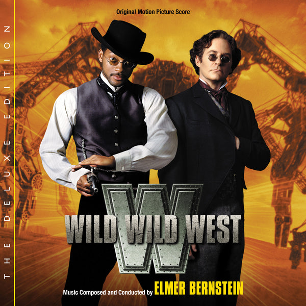 Wild Wild West, The: The Deluxe Edition (CD)