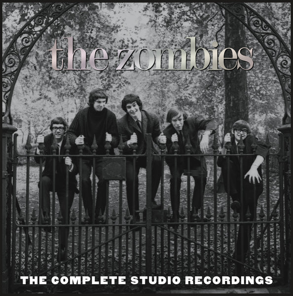 Zombies, The: Complete Studio Recordings (5 LP Vinyl Box Set)