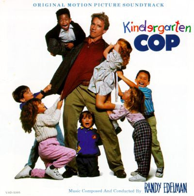 Kindergarten Cop (Digital)