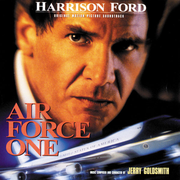 Air Force One: The Deluxe Edition (Digital Album)