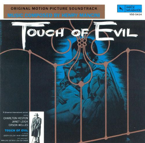 Touch Of Evil (Digital)