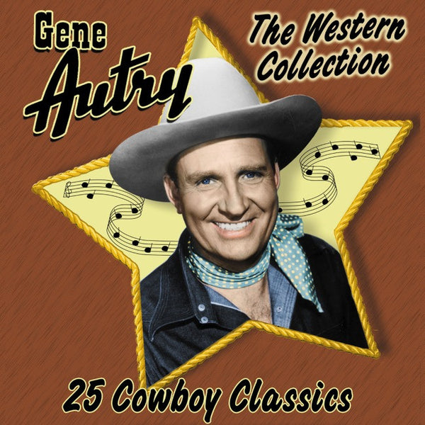 Western Collection: 25 Cowboy Classics