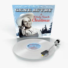 Gene Autry: A Melody Ranch Christmas (White Vinyl)