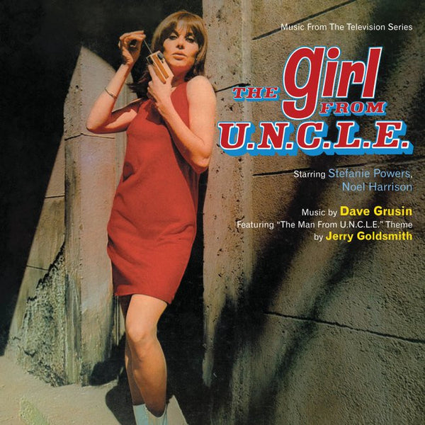 Girl From U.N.C.L.E.