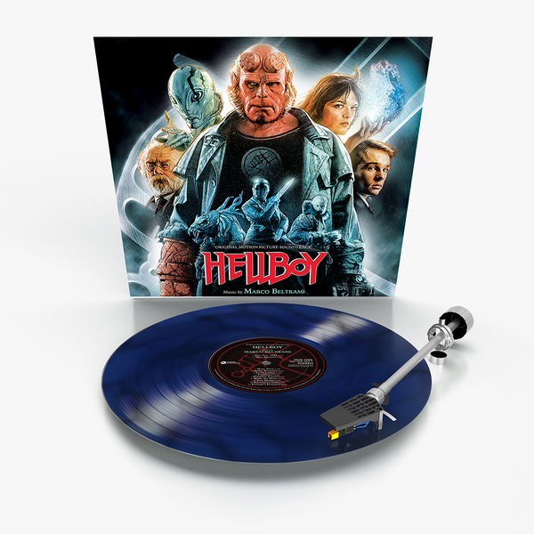 Hellboy (Supernatural Blue/Black Smoke Vinyl)