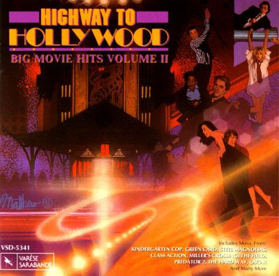 Highway To Hollywood: Big Movie Hits, Vol. 2 (Digital)