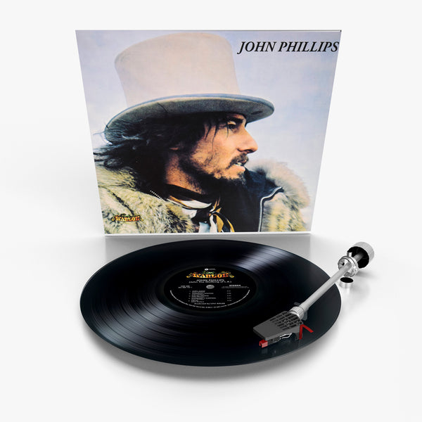 John Phillips: Wolfking Of L.A. (Vinyl)
