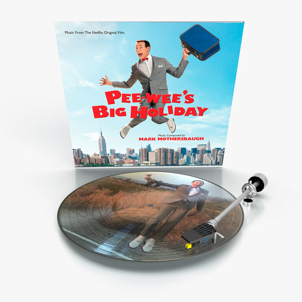 Pee-wee's Big Holiday (Picture Disc Vinyl)