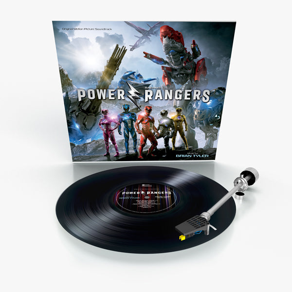 Power Rangers (Black Vinyl)